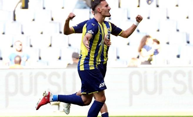 Berisha ilk golünü attı