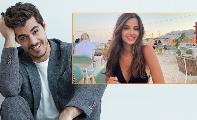 Berk Atan ve Selin Yağcıoğlu'ndan romantik paylaşım