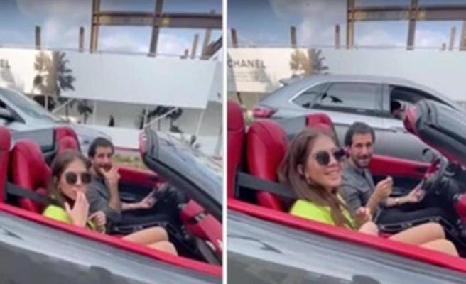 Beşşar Esed'in playboy kuzeni ABD'de 300 bin dolarlık lüks aracıyla görüntülendi