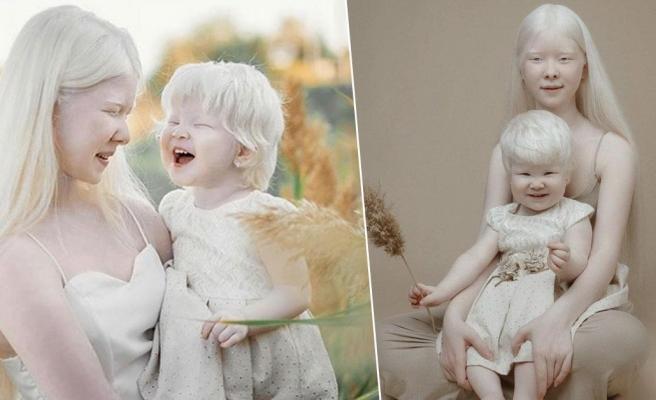 'Beyaz Prensesler' Moda Dünyasının İlgi Odağı Oldu