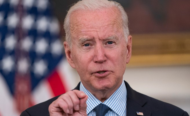 Beyaz Saray: 'Biden, İsrail'in Kendini Koruma Hakkına Güçlü Desteğini Bir Kez Daha Dile Getirdi'