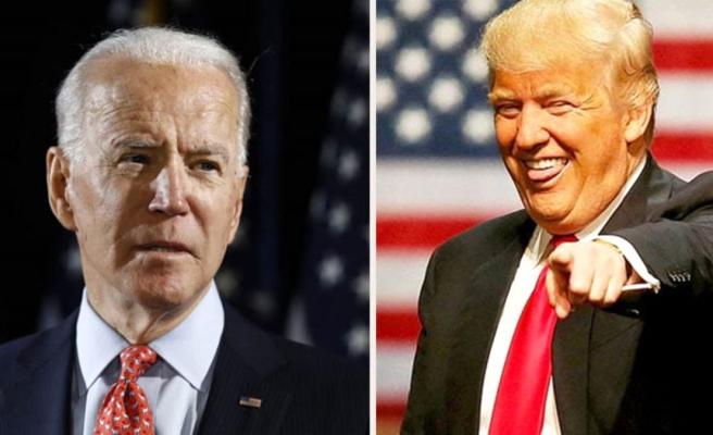 Beyaz Saray için yarıştığını unutan Joe Biden, Trump'ın diline düştü