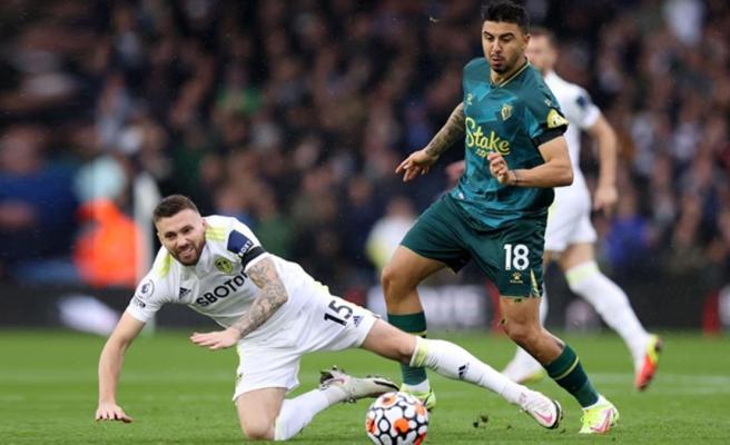 Bielsa, Ozan Tufan'ı üzdü! Watford, deplasmanda Leeds United'a 1-0 mağlup oldu