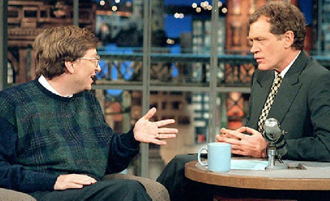 Bill Gates, 1995 Yılında Katıldığı Bir Programda İnterneti Anlatıyor!