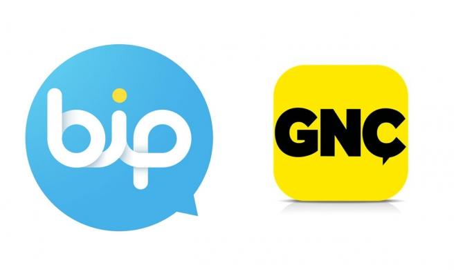 BiP ve GNÇ Türkiye'nin en çok tercih edilen uygulamaları arasında