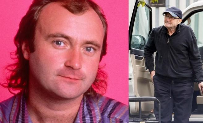 Bir dizi operasyon geçiren Phil Collins'in elleri tutmuyor