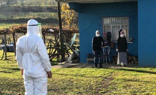 Birlikte yemek yiyen 21 kişi Covid-19'a yakalandı, 80 kişi karantinada