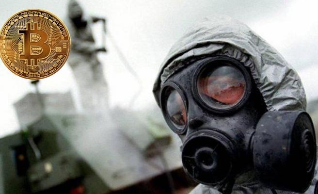Bitcoin ile Kimyasal Silah Almaya Çalışan Adama 12 Yıl Hapis Cezası