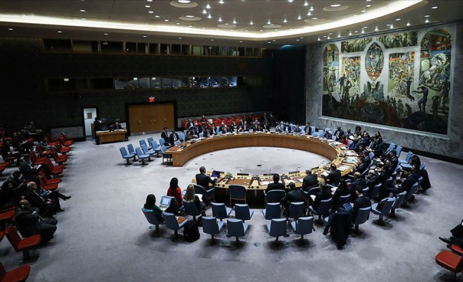 BM Güvenlik Konseyi'nde 'Türkiye'nin Kınanması' Teklifi ABD ve Rusya Tarafından Kabul Edilmedi