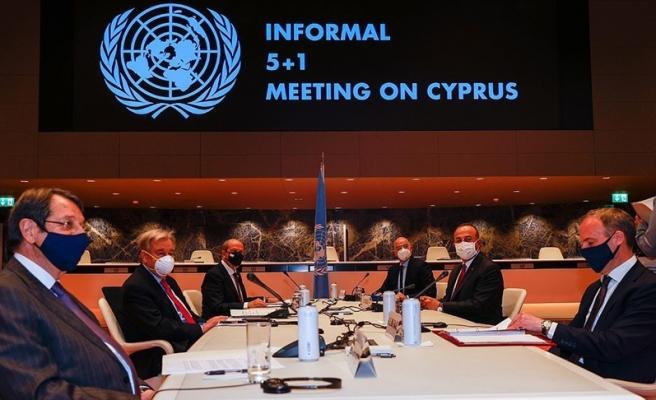 BM: 'Kıbrıs'ta Resmi Görüşmeler İçin Ortak Zemin Bulunamadı'