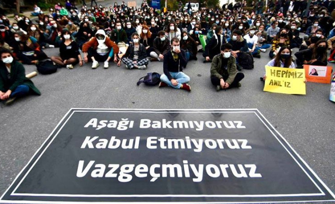 Boğaziçi Öğrencileri Bahar Dönemine Boykotla Başlayacak: 'Arkadaşlarımız Yoksa Biz de Yokuz'