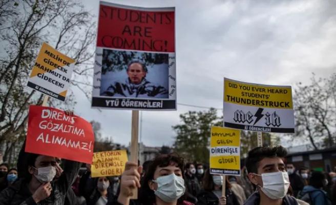 Boğaziçi Protestolarında Gözaltına Alınan Öğrenciler Adliyede