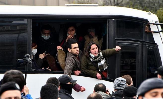 Boğaziçi Üniversitesi'ndeki Eylemlerle İlgili Yargılanan Tüm Öğrenciler Serbest