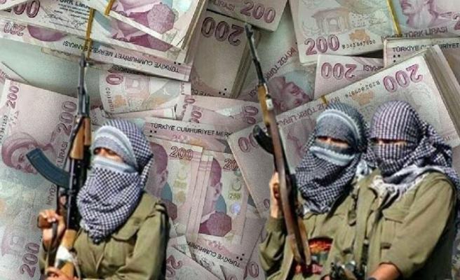 Borca Batan Halk PKK'lı Tefecilerin Tuzağına Düşüyor