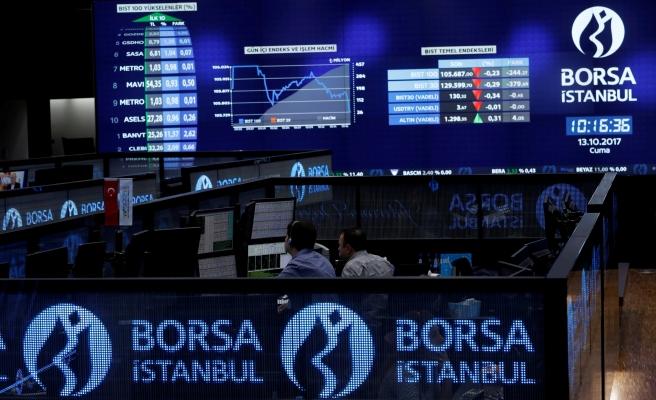 Borsa Bugün de İki Kez Devre Kesti