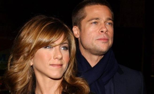 Brad Pitt ile eski eşi Jennifer Aniston yıllar sonra aynı projede