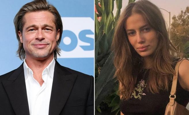Brad Pitt'in Alman aşkından imalı paylaşım!