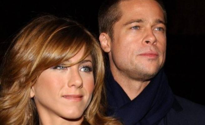 Brad Pitt ve Jennifer Aniston yıllar sonra aynı projede
