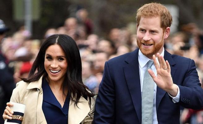 Bu habere en çok Kraliçe II. Elizabeth sevinecek! Prens Harry ve Meghan Markle'ın evliliklerinde kriz çıktı