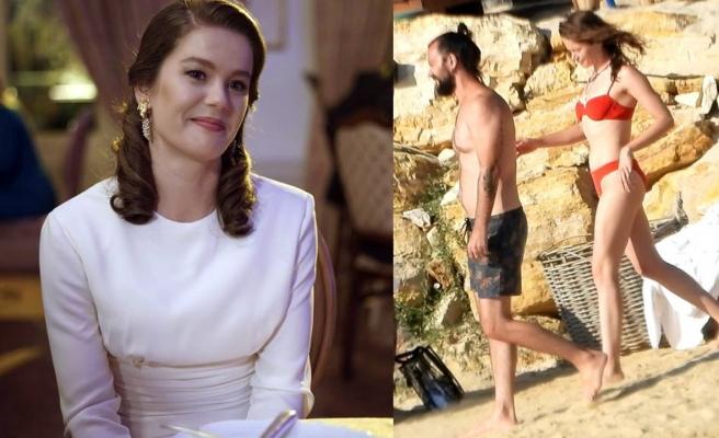 Burcu Biricik ile eşinin gezmediği tatil beldesi kalmadı