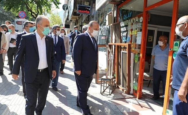 Bursa Valisi: 'Kimse Temas Kurduğu Kişiyi Söylemiyor'