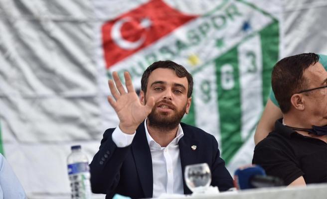 Bursaspor'da transfer yasağının kalkmasına 13 dosya kaldı
