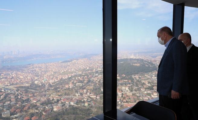 'Çamlıca Kulesi'ndeki Restoranın Erdoğan'a Yakın İsim Hasan Yeşildağ'a İhalesiz Olarak Verildi İddiası