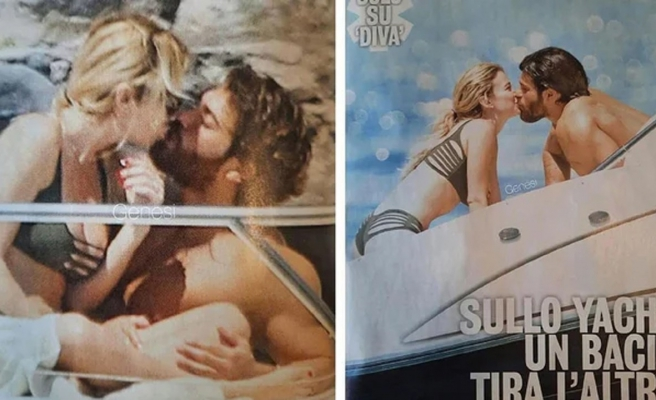 Can Yaman ve Diletta Leotta İtalya'da manşetlerden düşmüyor