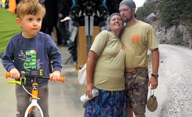 Cani anne, 4 yaşındaki oğlunu asarak öldürdü