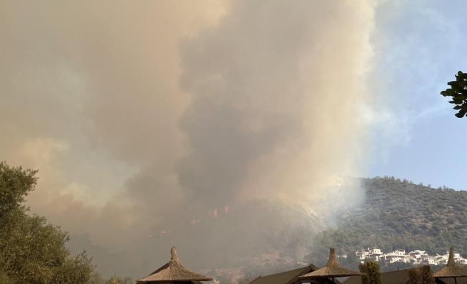 Canlı Blog | Milas'ta Yangın Siteler Bölgesine Geçti