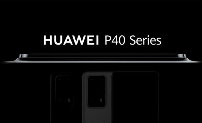 CANLI: Huawei P40 tanıtılıyor!
