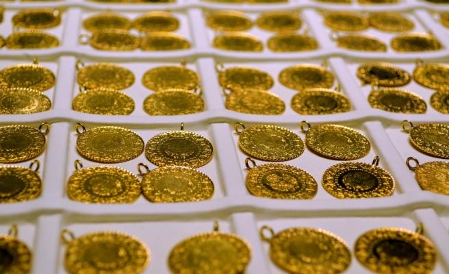 Çeyrek altın 789 lira