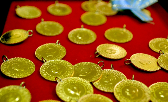 Çeyrek altın 855 lira