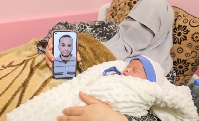Cezaevindeki genç, 'sperm kaçırma' yöntemiyle hapishanede baba oldu