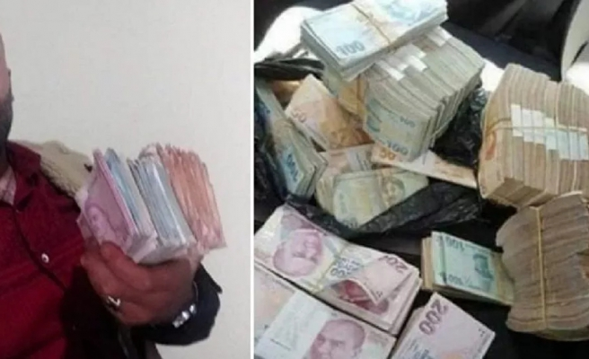Cezaevinden Firar Etmiş: Hırsız Çaldığı Bir Milyon Lirayı Sosyal Medyadan Paylaşınca Yakalandı