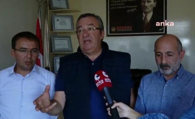 CHP'li Engin Altay: Büyük Bir Organizasyon Bozukluğu Var, İstanbul ve Ankara'dan Gelen Ekipler Şehre Sokulmadı