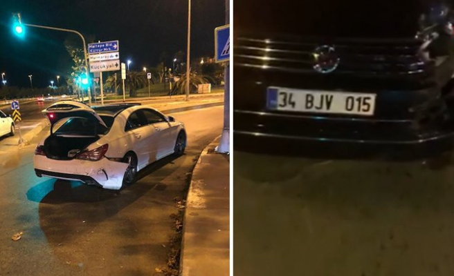 CHP'li Maltepe Belediye Başkanının Alkollüyken Araçla Kaza Yapıp, 'Para Verelim Susun' Dediği İddia Edildi