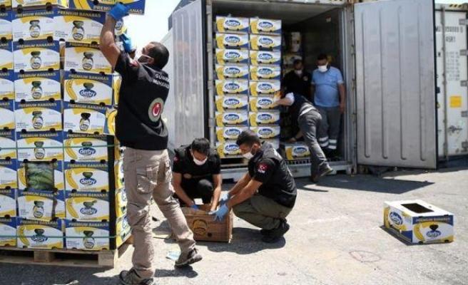 CHP'li Polat, Mersin Limanı'nda Muzların İçinde Yakalanan Uyuşturucuların Detaylarını Anlattı
