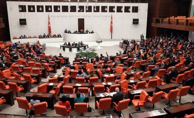 CHP Meclis'in Yarın Olağanüstü Toplanmasını İstedi, AKP Salı Günü İçin Teklif Verecek