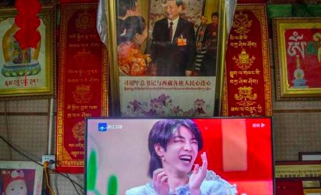 Çin'de 'Efemine' Sunuculara Ekran Yasağı