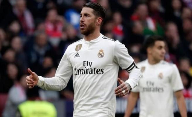 Çin'den Sergio Ramos'a teklif!