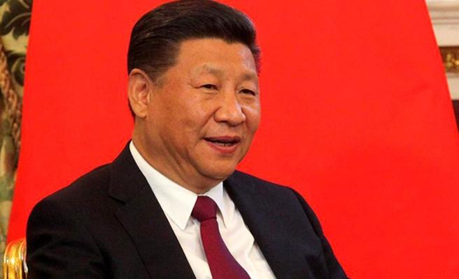 Çin lideri Şi'ye benzeşen sanatçının sosyal medya hesabı kapatıldı