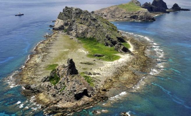 Çin sınır ihlali yaparak Japonya karasularına girdi