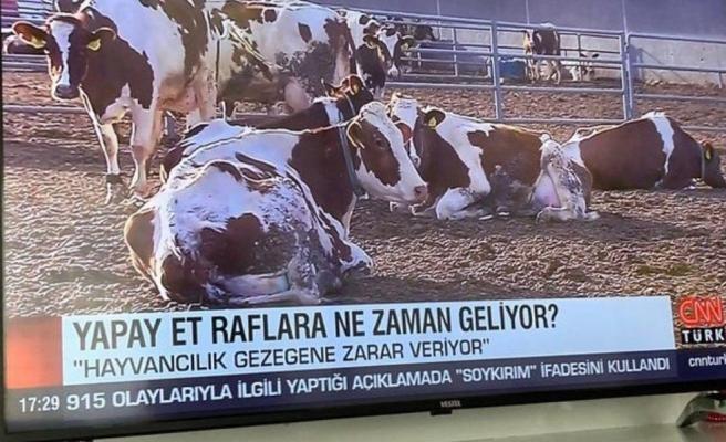 CNN Türk'ün 'Yapay Et' Yayınına Sosyal Medyadan Bill Gates Tepkisi Geldi