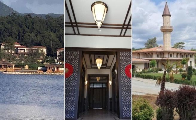 Çok Konuşulan Yazlık Saray'ın Projesinden Sonra Fotoğrafları da Ortaya Çıktı!