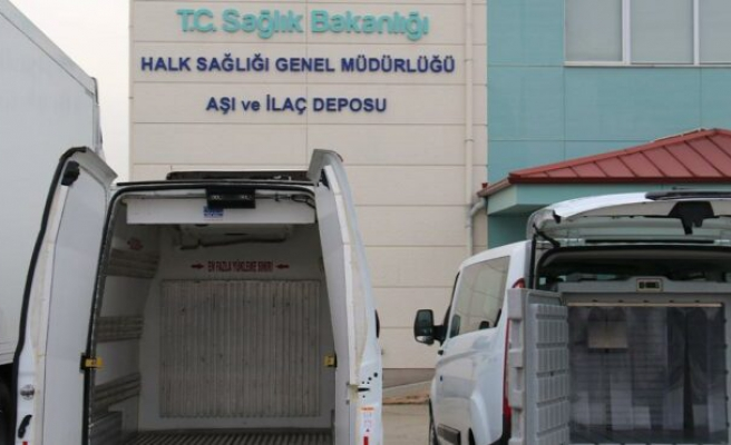 Covid-19 aşılarını bu araçlar taşıyacak