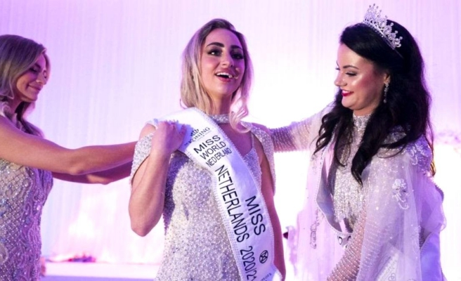 Covid aşısı olmayı reddeden Hollanda Güzeli Dilay Willemstein, Miss World yarışmasından çekildi