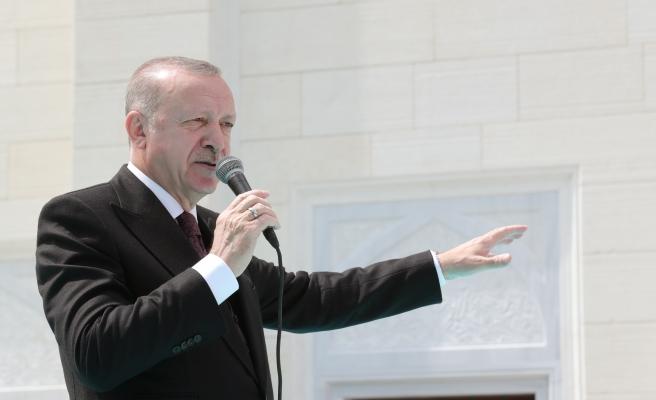 Cumhurbaşkanı Erdoğan: '2023'e Hazır Mıyız? 2053'e Hazır Mıyız? 2071'e Hazır Mıyız?'