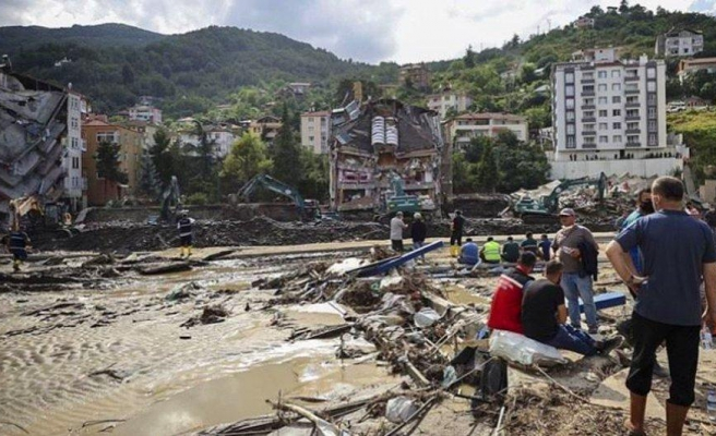 Cumhurbaşkanı Erdoğan: 'Ekosistemi Tahrip Eden Her Adımın Sonu Felakettir'