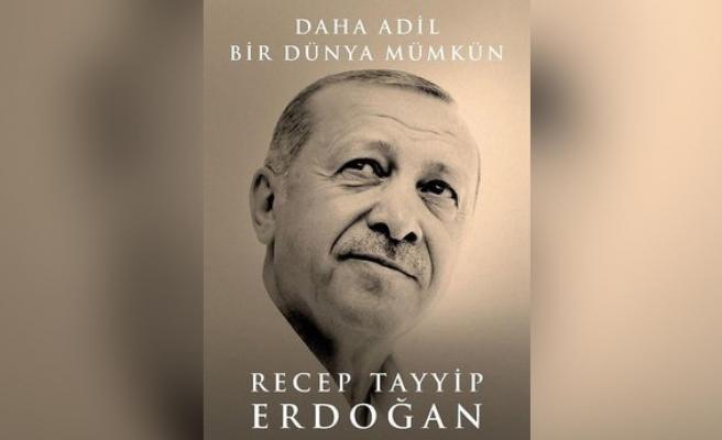 Cumhurbaşkanı Erdoğan'ın Yeni Kitabı 40 TL'den Satılacak: 'Daha Adil Bir Dünya Mümkün'